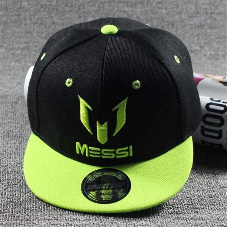 2017 nueva moda niños Ronaldo cr7 Neymar njr béisbol Niños Niñas niños  Messi sombreros del SnapBack 9283e2f3ff0