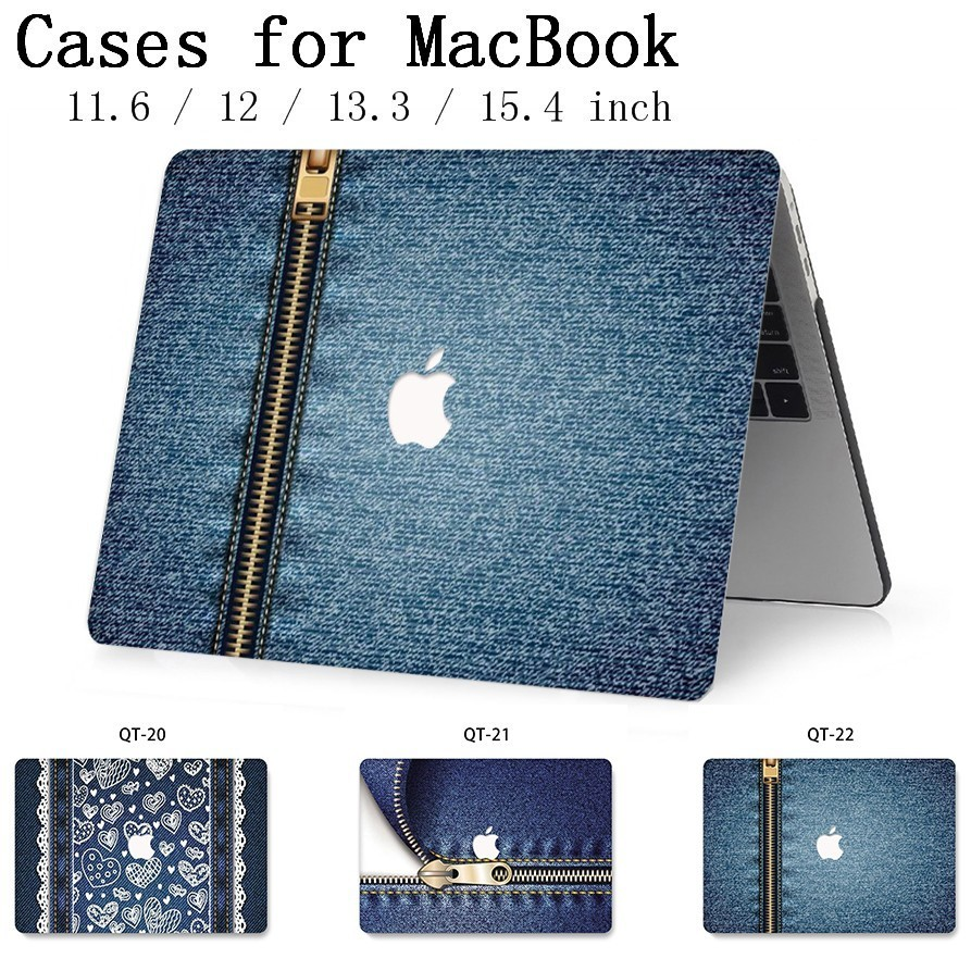 Hot For Laptop Sleeve MacBook Case Notebook Cover Tablet Bags For MacBook Air Pro Retina 11 12 13 15 13.3 15.4 Inch Fasion Torba-in Laptop Bags & Cases from Computer & Office