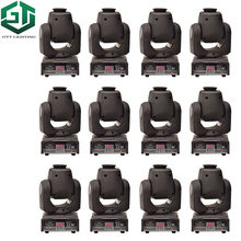 12pcs/lot 30W Spot moving head light led moving head spot stage lighting disco light Professional Stage & DJ DMX Stage Light(China)