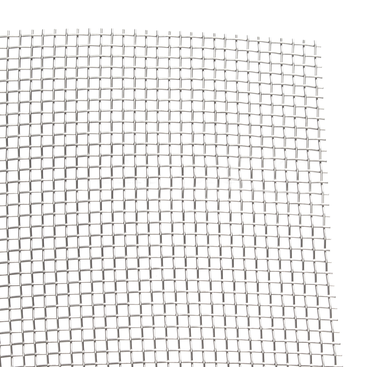 1pc #8 .035 304 Stainless Steel Mesh 30cm*60cm Mayitr High Quality Wire Cloth Screen Filter Sheet 16*24 For Filtration 10 mesh filtration stainless steel woven wire cloth screen filter sheet 30 30cm for filtering industrial paint oil water mayitr