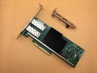 New Network Ethernet Converged Adapter Desktop PCI Express Network Card 10Gb X710 DA2