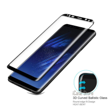 3D Curved Full Cover Tempered Glass For Samsung Galaxy Note 8 Note8 S8 Plus S7 S6 Edge Plus Screen Protector Color Film(China)