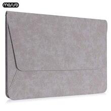Mosiso 노트북 슬리브 가방 macbook air 13 케이스 용 13.3 인치 노트북 가방 asus acer dell 용 새 터치 바 retina pro 13 커버