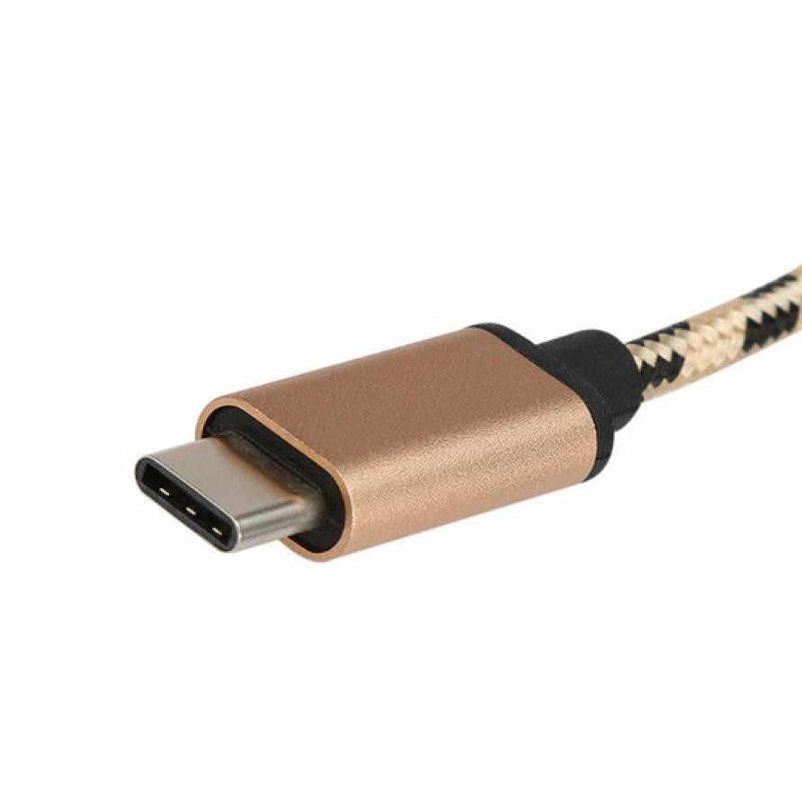 NewCARPRIE 2017 جديد نمط USB 3.1 نوع-C USB-C كابل otg USB3.1 الذكور إلى USB2.0 نوع-A شاحن أنثي الحبل انخفاض الشحن