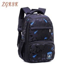 Kids School Bags Orthopedic Backpack Schoolbag Waterproof Nylon School Bags For Girls Boys Children Backpacks Mochila Escolar fvip wow for the horde world of warcraft backpack school bags luminous backpacks tribe alliance nylon mochila galaxia