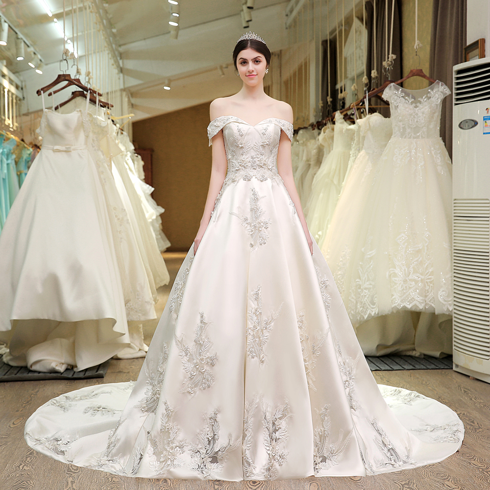 Online Buy Wholesale designer wedding gown from China designer ...