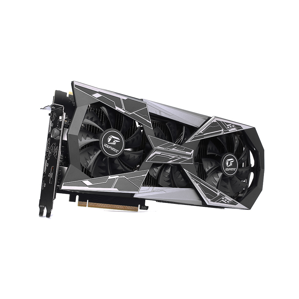 Colorful IGame GeForce RTX 2070 Vulcan X OC Graphic Card GDDR6 8G IGame Dynamic Light 256Bit