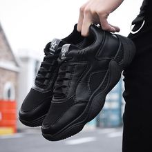 Купить с кэшбэком MinanSer Men Shoes Adult Light Men Sneakers Breathable Casual Shoes Male Zapatos Hombre Men Size 39-44 Chaussure Homme