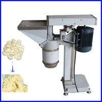 Pasta do pó do alho da máquina de moedura do gengibre do alho 200 kg/h que faz a máquina com volume pequeno