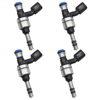 4PC/LOT Flow Matched Injection GDI Fuel Injector For GMC for Buick for Chevy for Cadillac 12629927