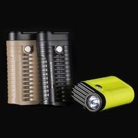 2018 NEW NITECORE MT22A 260 Lumens CREE XP G2(S3) LED Light Weight Palm size Portable Flashlight By 2AA Batteries Free Shipping