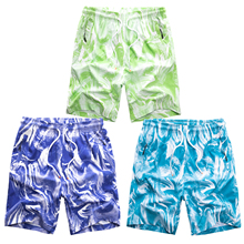 BingChenXu 3PCS camouflage For Men Shorts Boardshorts Trunks camo Bermuda Beach