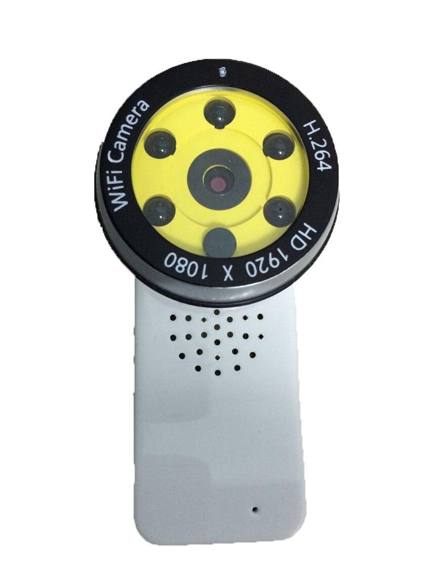 2016 новое поступление мини-камера WiFi 1920 * 1080 HD беспроводной P2P DV H.264 сети IP видеокамеры шпион мини-микро скрытый видеорегистратор