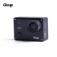 GitUp Git2P Pro Embalagem Full HD 2 K 1080 p 60fps Para Panasonic MN34120 Sensor de 16MP Wi-fi Câmera de Ação de Esportes Estabilização do giroscópio
