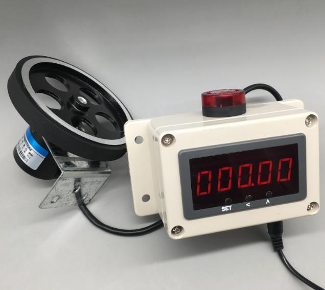 Digitale Display Elektronische Code Encoder, Roller, Alarm Meter, Meter, Industriële Apparatuur, Lengte Meetinstrument.