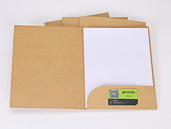 10pcs lot kraft paper environment protecting a4 file blank folder report file single sidekicks paper folder.jpg 250x250