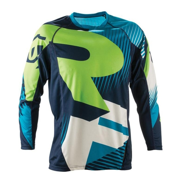 2018 Mountain Downhill Bike Long Sleeve Cycling Jersey DH MX RBX MTB Racing  Clothes Off-Road Motocross Jersey Downhill Jerseys df790ae44
