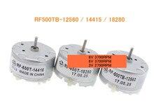 Moteur à aimant Permanent | Moteur, 14415 18280 1.5 DC 3V-12V 2700-5V, 3700RPM, RPM, pour machine à fabriquer, humidificateur, moteur