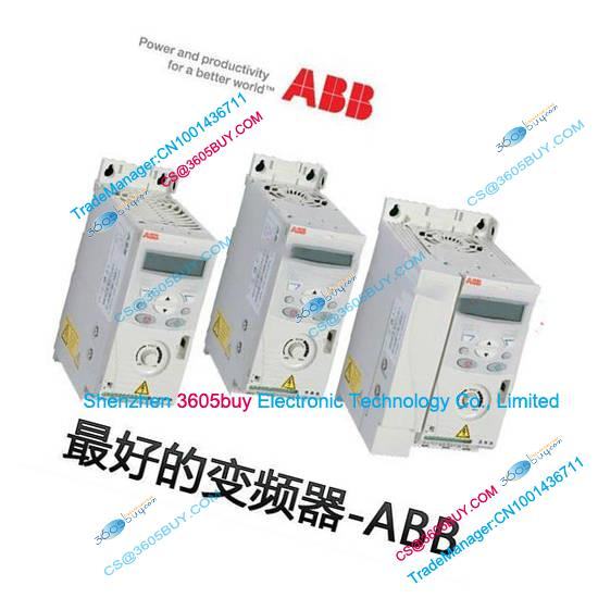 New Original 0.55KW three phase 380V inverter ACS150-03E-01A9-4