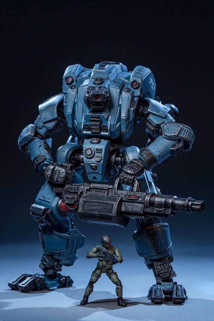 JOY TOY 1:27 la figurine d'action 3rd génération anime/bande dessinée robots militaires mobiles de Total joint livraison gratuite-in Jeux d'action et figurines from Jeux et loisirs    1