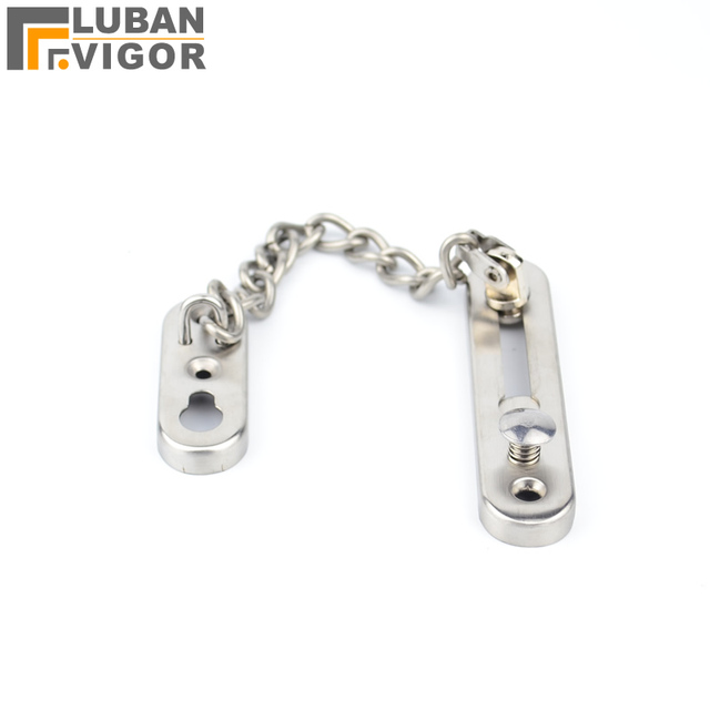 high security Anti Thief Door Chain Lock,Stainless steel chain doors ...