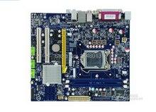 Free shipping 100% original motherboard for Foxconn H55MXV LGA 1156 DDR3 support I3 I5 I7 desktop motherboard