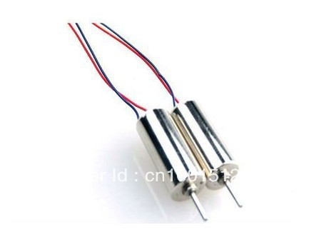 Free shipping 2pcs Tail Motor For Wltoys V911 RC Mini Helicopter Spare Parts V911-20