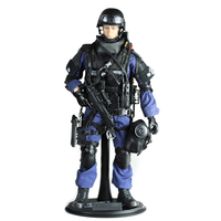 1/6 Army Combat SWAT Soldier Attacker 12 inch Action Figure