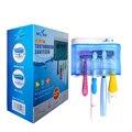 УФ-Стерилизатор Зубной Щетки Family Pack Разведки Переключатель Автоматически Sanitizing Kill Ростков и Бактерий до 99.9% YCSG-103AYW