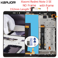 For Xiaomi redmi note 3 SE Lcd screen Tested LCD Display+Touch Screen Replacement For Redmi Note 3 Prime Special Edition 152mm