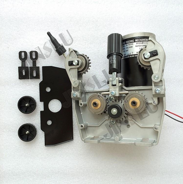 76ZY02 Mig vielos tiektuvo variklis DC24 2,0–24m / - Suvirinimo įranga - Nuotrauka 2