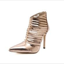 Women Sandals  Summer New Fashion Bottomless Snake High Heels Platform Shoes Woman Wedding Pumps