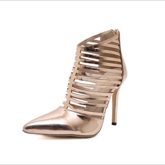 db284c5fd6 Women Sandals Summer New Fashion Bottomless Snake High Heels Platform  Sandals Shoes Woman Wedding Shoes Women Pumps
