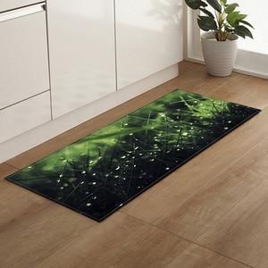 Image 2 - Spedizione gratuita Green Grass Land antiscivolo assorbente tappetino da bagno tappeto per soggiorno camera da letto pavimento tappeto Tapete Infantil