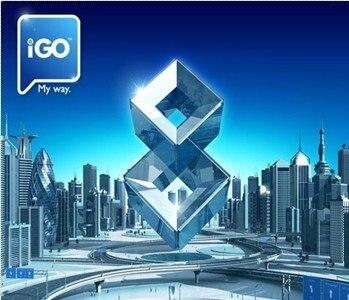 igo8 gps