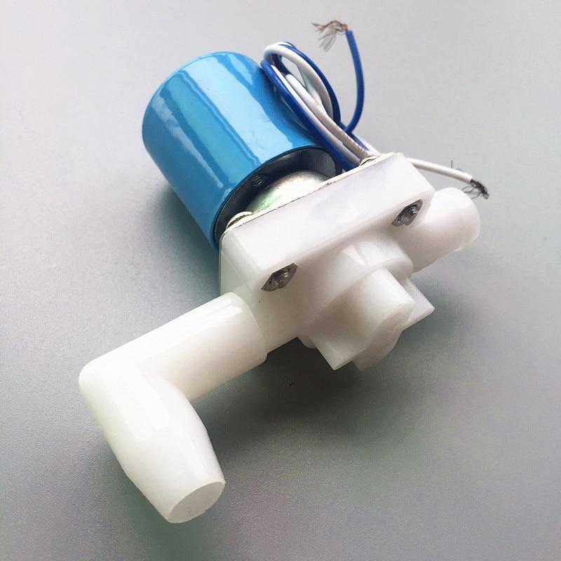 Ventil Freies Verschiffen 12vdc Lebensmittelqualität Niederdruck Magnetventil Wasser Ventil Normal Geschlossen 2 Way 0-1.0psi Erfrischung