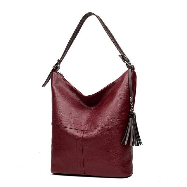 72e9735daa9e 2018 Limit Discount Luxury Women Handbag Female Tote Casual Shoulder Bag  Vintage Large Capacity Briefcase Lady Handbag Solid