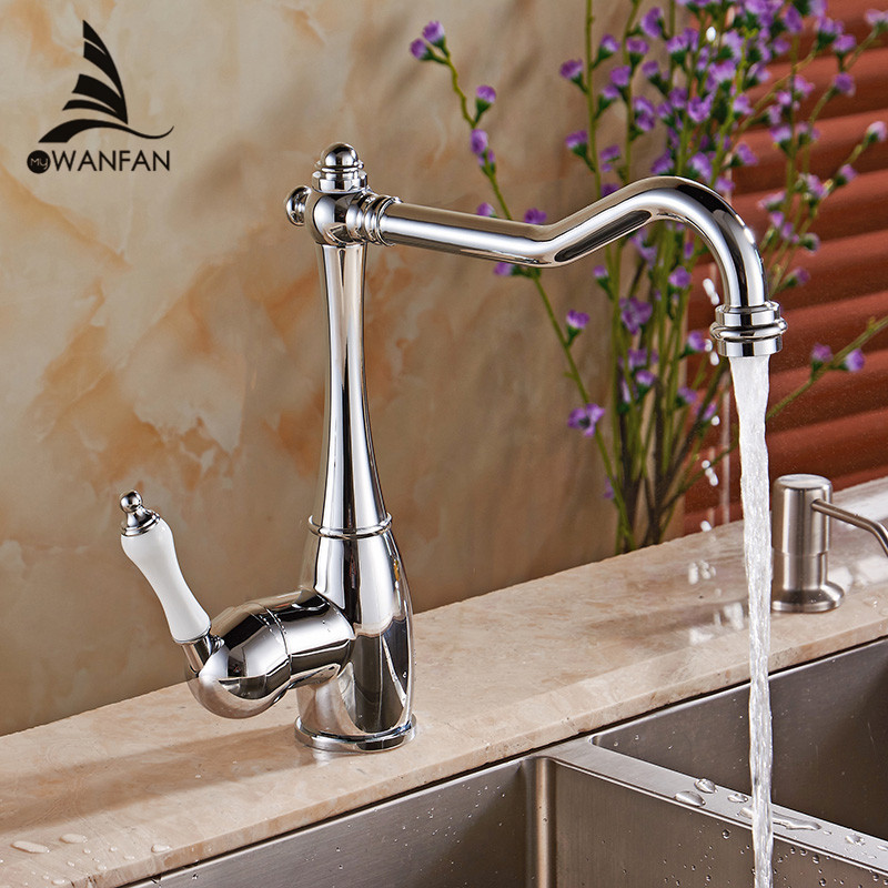 ФОТО Free Shipping New arrival Fashion Solid Brass high quality Bathroom Faucet Single Handle banheiro torneira mixer tap LH-6030L