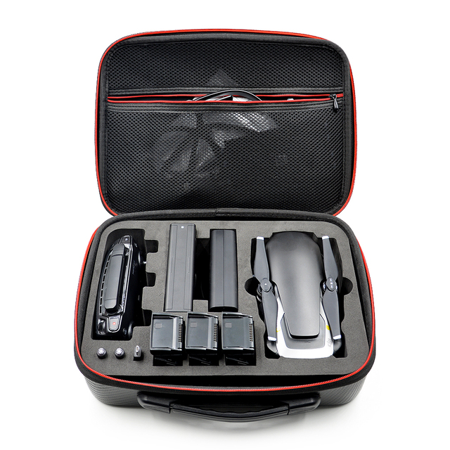 New For Dji Mavic Air Case Box Bag Drone Body Batteries Controller