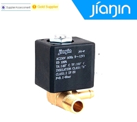 Origin JYZ 3 Normally Closed N C AC 230V G1 8 Brass Iron Steam Water 2