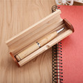 Wooden ball-point USB2.0 flash drive 8GB 16GB 32GB personality gift customized wood USB flash drive u disk Flash Memory