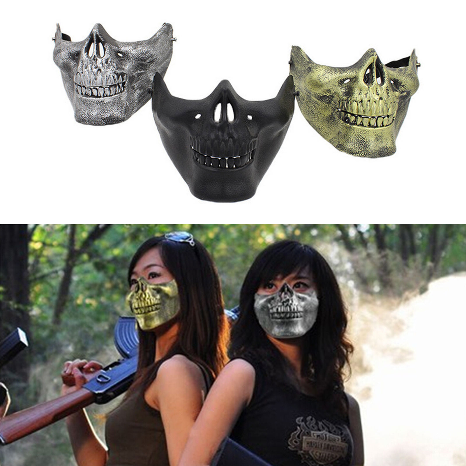 Popular Masks Halloween Scary-Buy Cheap Masks Halloween Scary lots ...