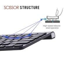 Wireless Keyboard Bluetooth 3.0
