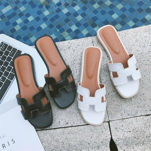 Flat with Casual Solid Shoes W
