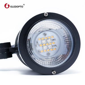 Image 4 - ZIGBEE LED garden lamp 9W ac110 240v smart APP control ZIGBEE light link rgb+cct outdoor light work with amazon echo plus zigbee