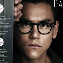 2019 Johnny Depp Style Glasses Men Retro Vintage Prescription Glasses Women Optical Spectacle Frame Clear lens Black frame(China)