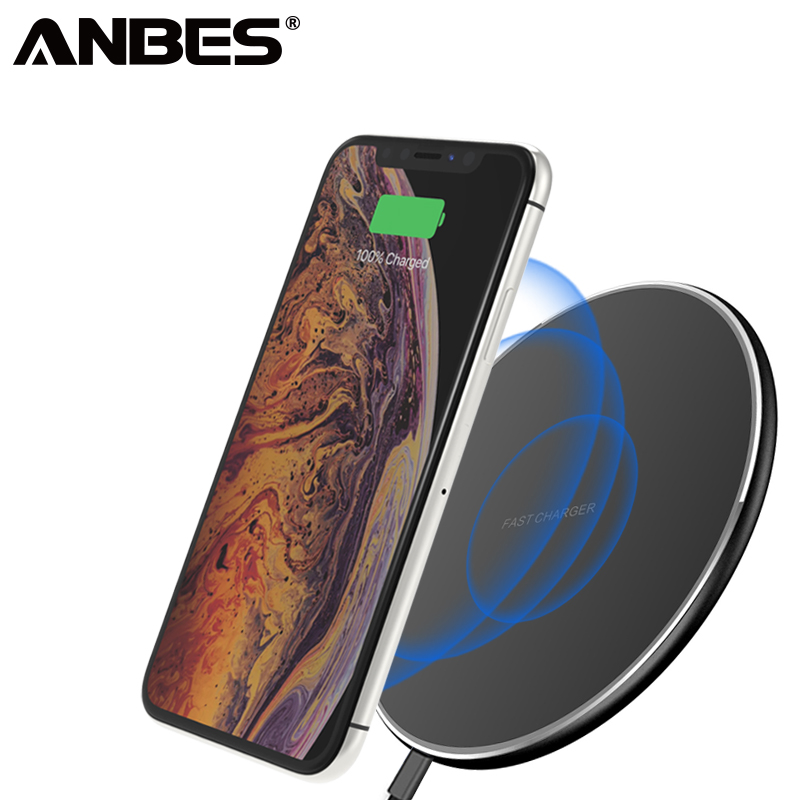 Wireless-Charger Phone Xiaomi Huawei Samsung 10W for Xr-Xs Max 8-Usb