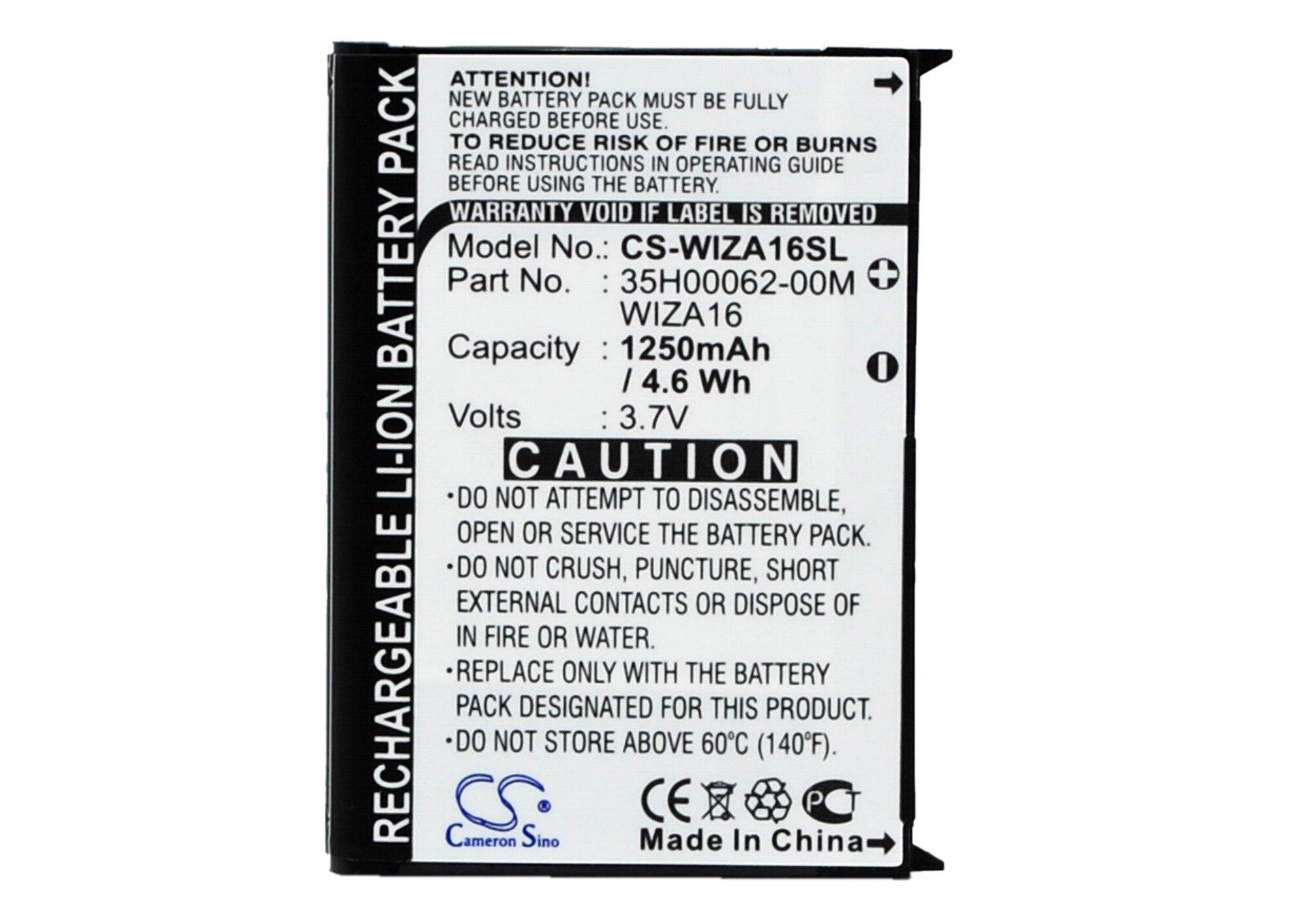 Cameron Sino High Quality 3050mAh Battery HB494590EBC for