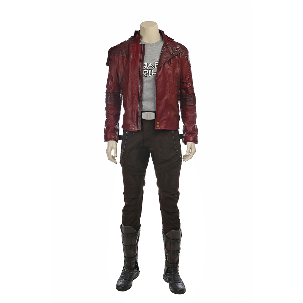 2017 New Style Guardians of the Galaxy Cosplay Star Lord ...