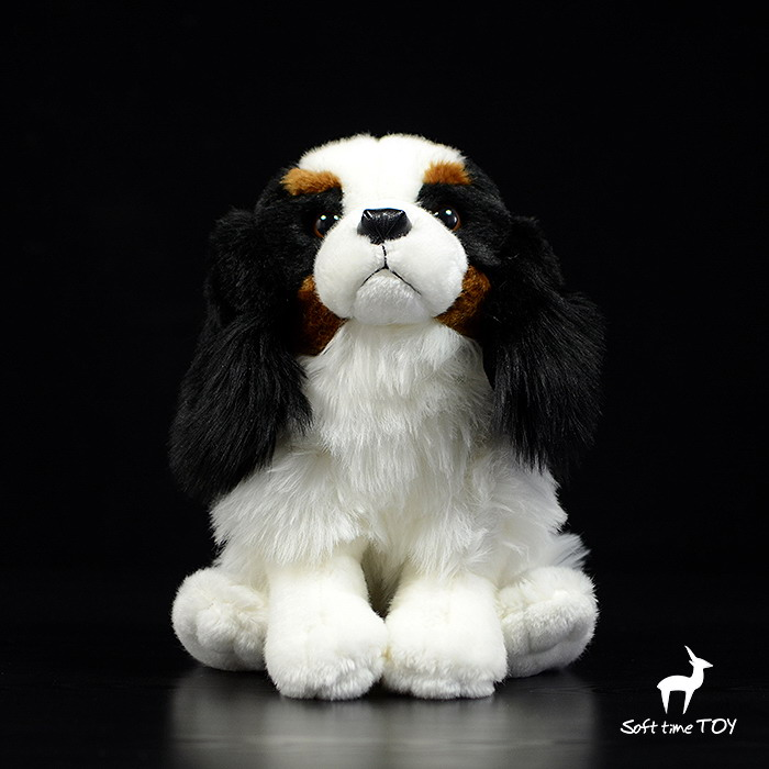Charles King Beagle Plush Toys For Children Gifts Simulation Animals Stuffed Toy Cute Dogs Dolls simulation rare birds puffin doll plush toy wild animals dolls ornaments children s toys gifts